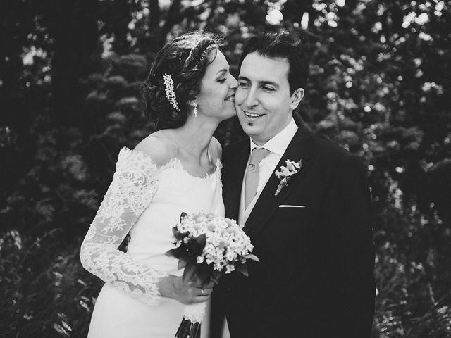 La boda de Mariano y Elena en Anciles, Huesca 71