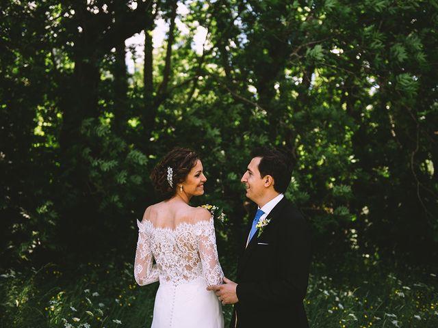 La boda de Mariano y Elena en Anciles, Huesca 74