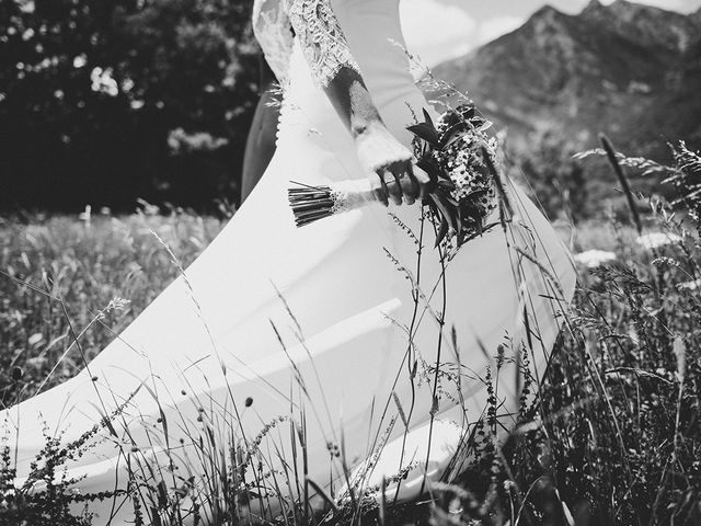 La boda de Mariano y Elena en Anciles, Huesca 77