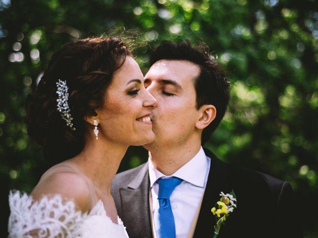 La boda de Mariano y Elena en Anciles, Huesca 80