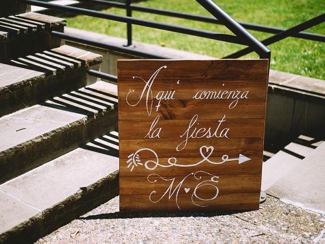 La boda de Mariano y Elena en Anciles, Huesca 81