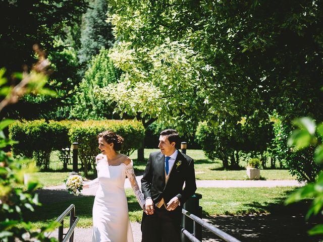 La boda de Mariano y Elena en Anciles, Huesca 82