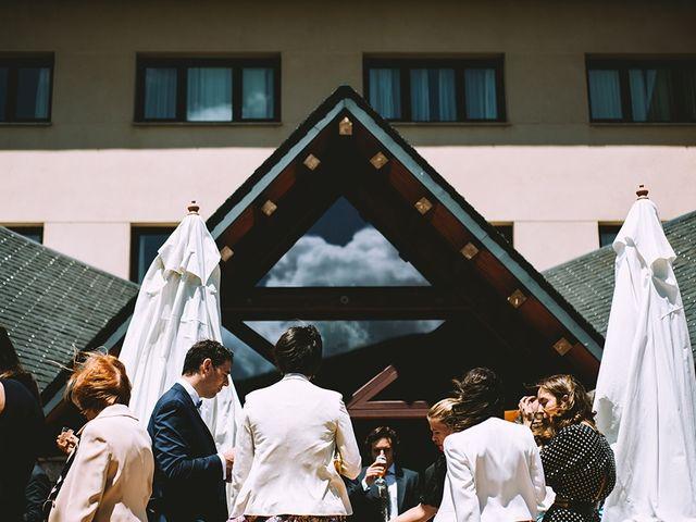 La boda de Mariano y Elena en Anciles, Huesca 86