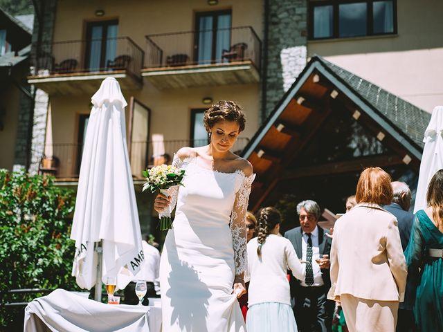 La boda de Mariano y Elena en Anciles, Huesca 87