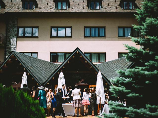 La boda de Mariano y Elena en Anciles, Huesca 89