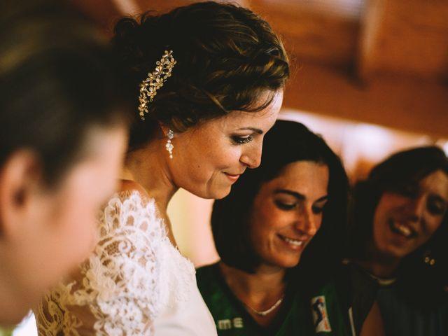La boda de Mariano y Elena en Anciles, Huesca 96