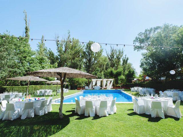 La boda de Nacho y Rosa en Saelices, Cuenca 2