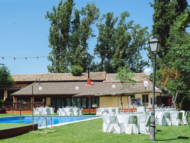 La boda de Nacho y Rosa en Saelices, Cuenca 4