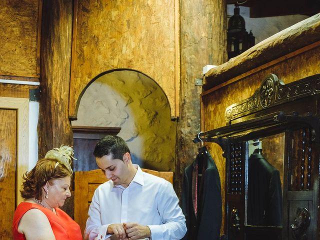 La boda de Nacho y Rosa en Saelices, Cuenca 10