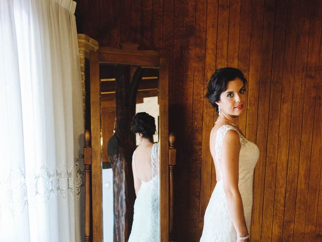 La boda de Nacho y Rosa en Saelices, Cuenca 22