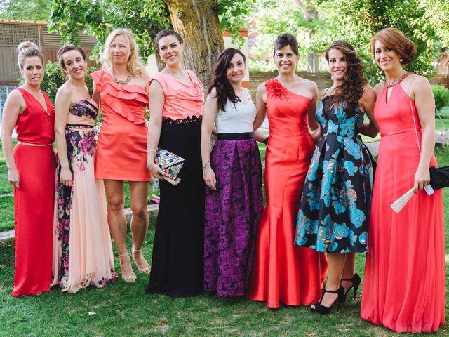 La boda de Nacho y Rosa en Saelices, Cuenca 26