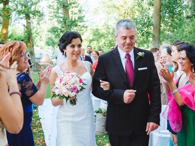 La boda de Nacho y Rosa en Saelices, Cuenca 29