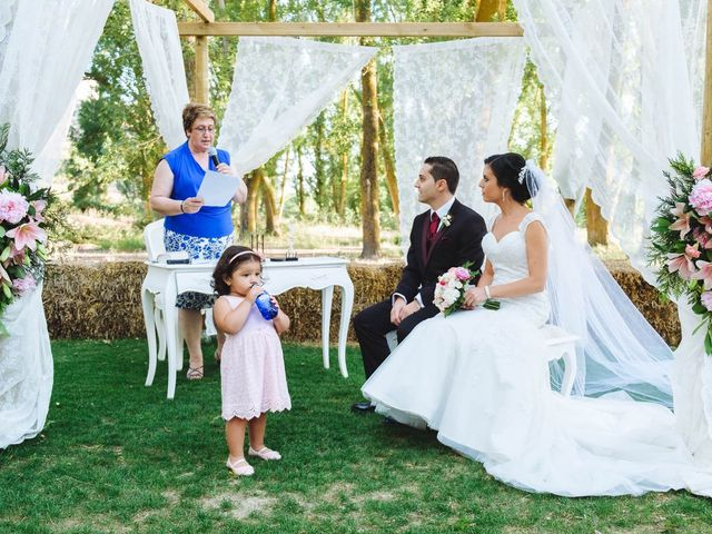 La boda de Nacho y Rosa en Saelices, Cuenca 30