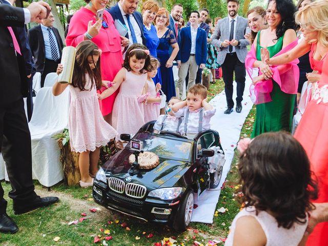 La boda de Nacho y Rosa en Saelices, Cuenca 32