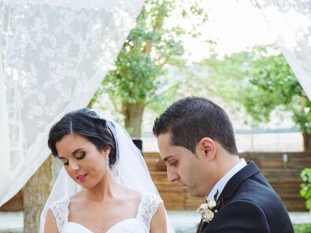La boda de Nacho y Rosa en Saelices, Cuenca 33