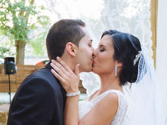 La boda de Nacho y Rosa en Saelices, Cuenca 34