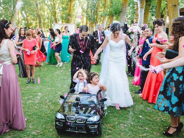 La boda de Nacho y Rosa en Saelices, Cuenca 35