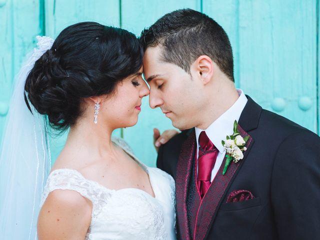 La boda de Rosa y Nacho