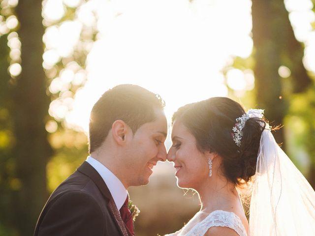 La boda de Nacho y Rosa en Saelices, Cuenca 36