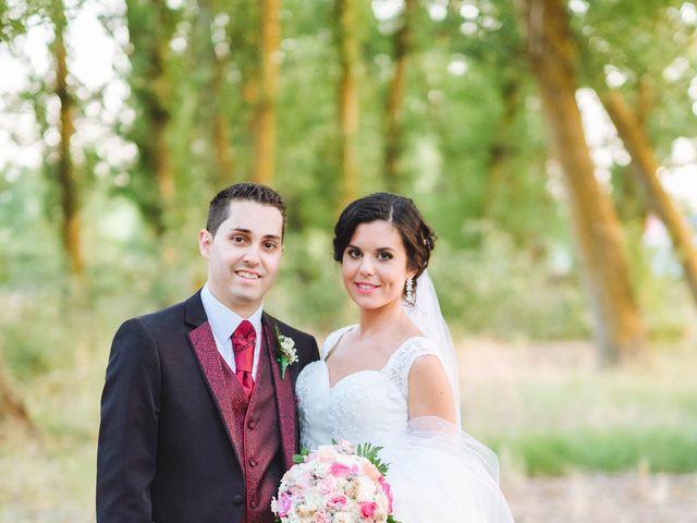 La boda de Nacho y Rosa en Saelices, Cuenca 37