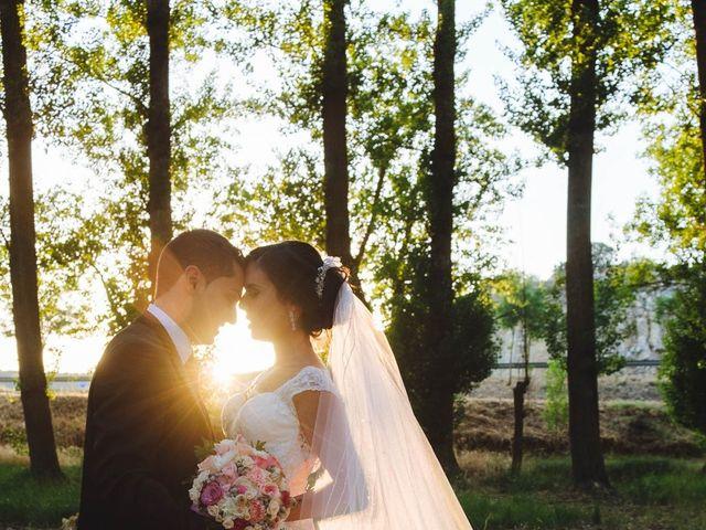 La boda de Nacho y Rosa en Saelices, Cuenca 38