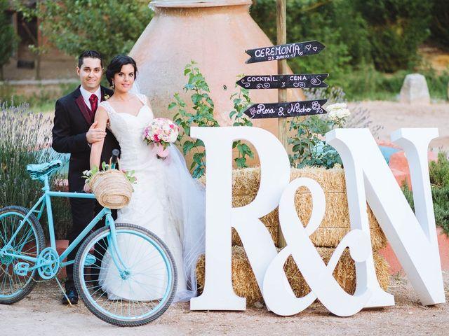 La boda de Nacho y Rosa en Saelices, Cuenca 39