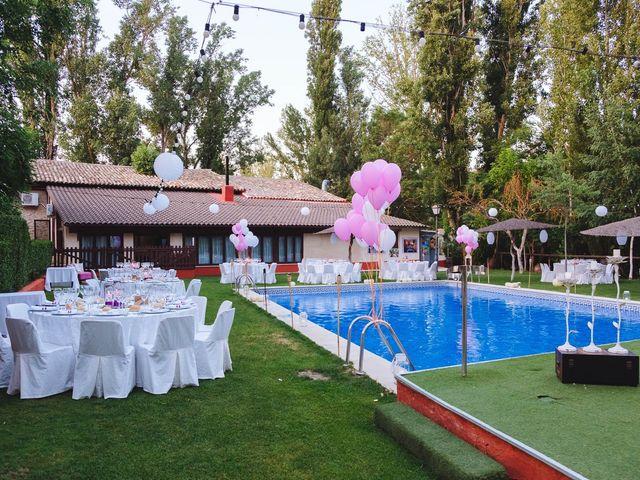 La boda de Nacho y Rosa en Saelices, Cuenca 41