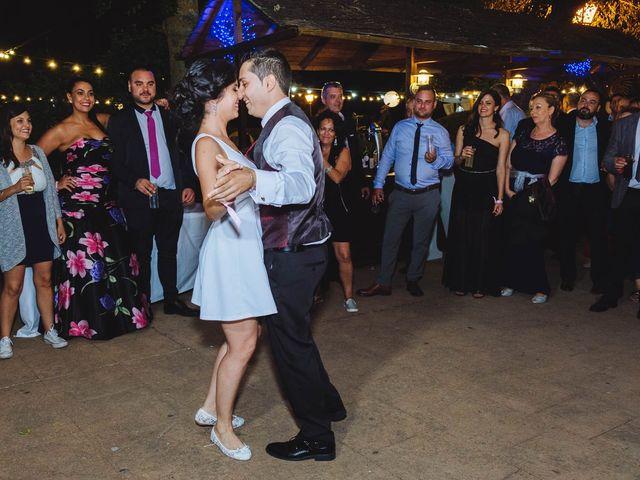 La boda de Nacho y Rosa en Saelices, Cuenca 43