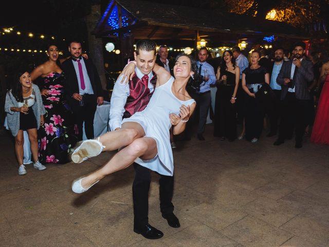 La boda de Nacho y Rosa en Saelices, Cuenca 44