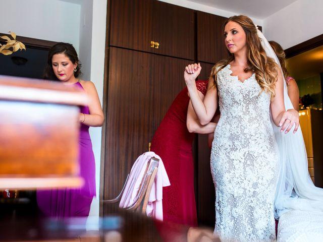 La boda de Eloy y Irene en Churriana, Málaga 10