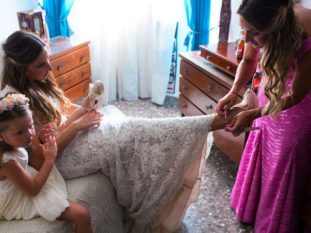 La boda de Eloy y Irene en Churriana, Málaga 12