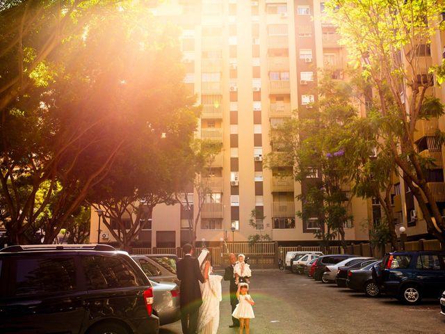 La boda de Eloy y Irene en Churriana, Málaga 14