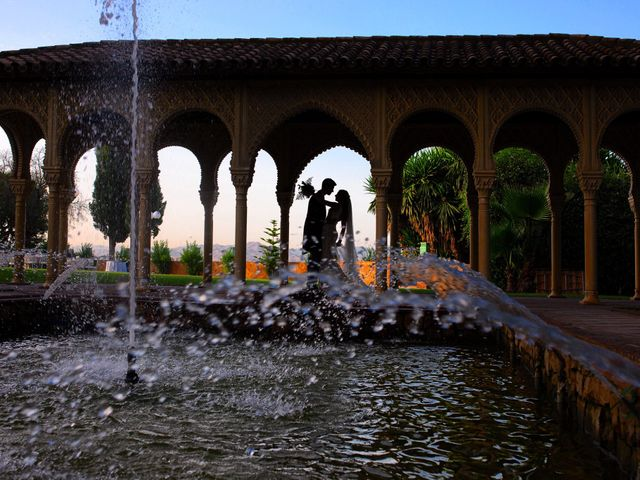 La boda de Eloy y Irene en Churriana, Málaga 23
