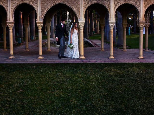 La boda de Eloy y Irene en Churriana, Málaga 25
