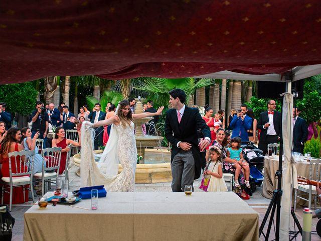 La boda de Eloy y Irene en Churriana, Málaga 26