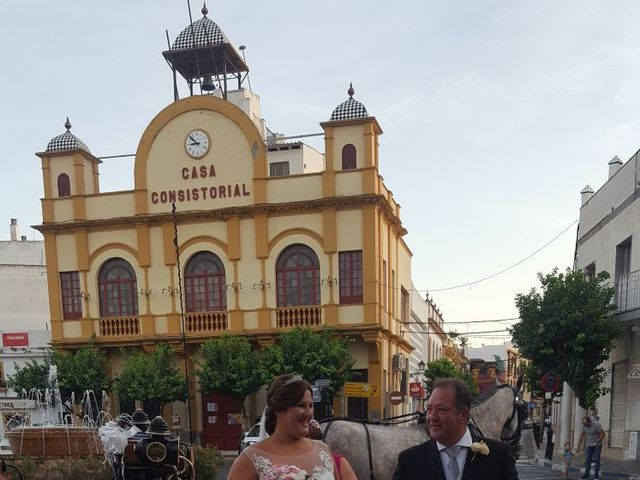 La boda de Nacho y Lorena en Camas, Sevilla 3