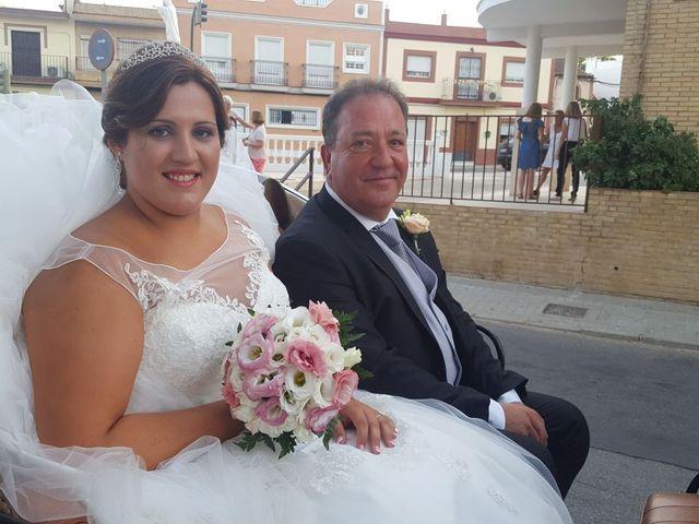 La boda de Nacho y Lorena en Camas, Sevilla 1