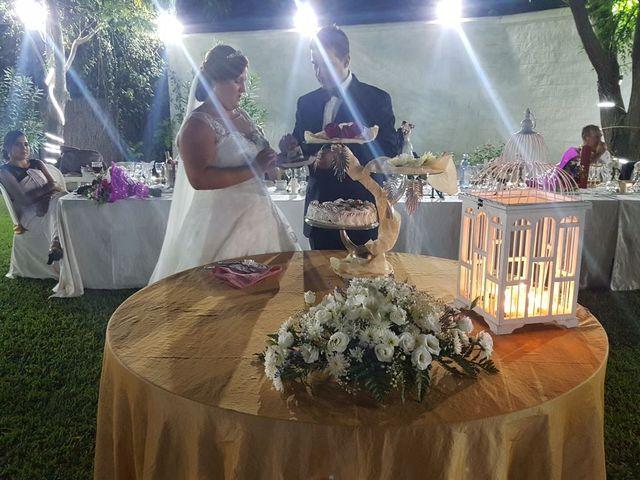 La boda de Nacho y Lorena en Camas, Sevilla 2