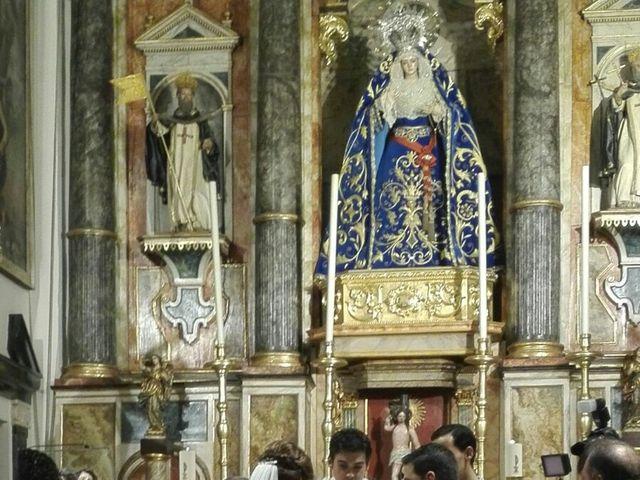 La boda de Nacho y Lorena en Camas, Sevilla 6