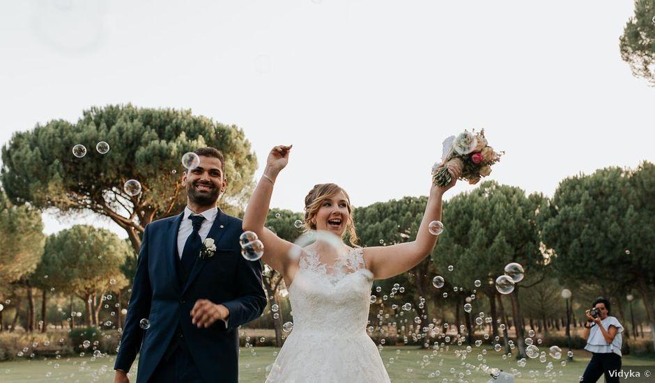 La boda de Javier y Mireya en Villabragima, Valladolid