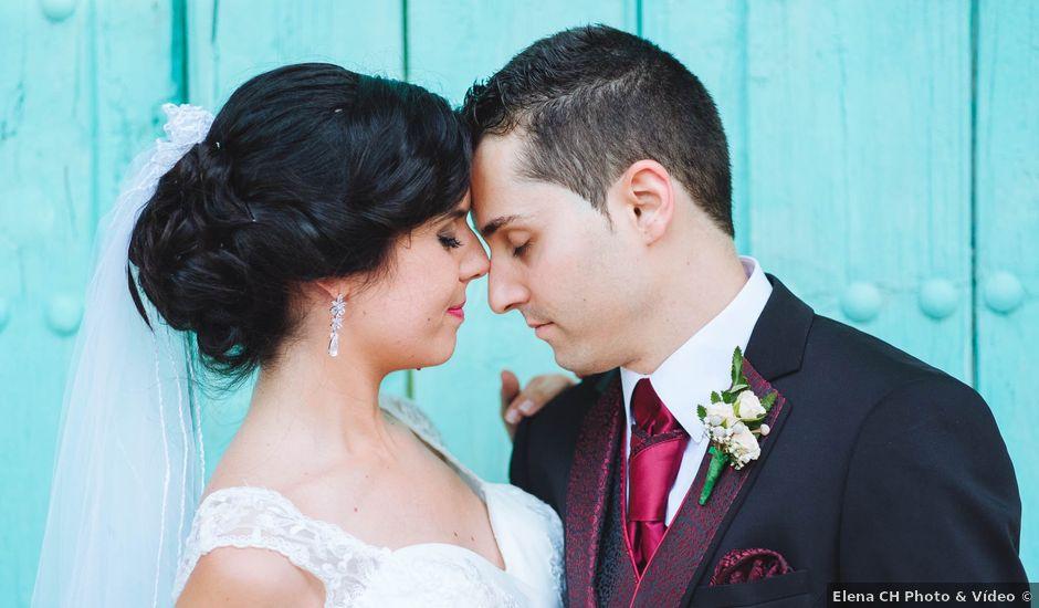 La boda de Nacho y Rosa en Saelices, Cuenca