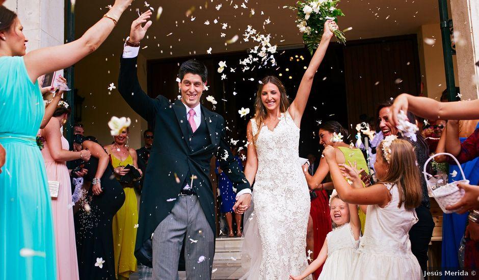 La boda de Eloy y Irene en Churriana, Málaga