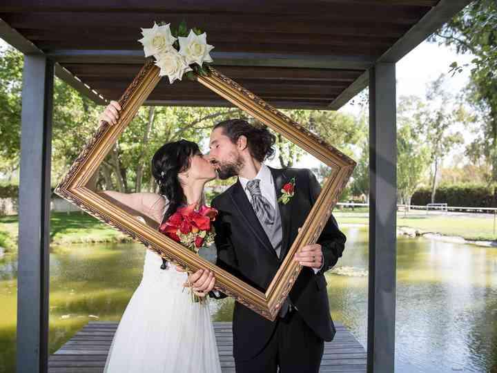 La boda de Jonathan y Sonia
