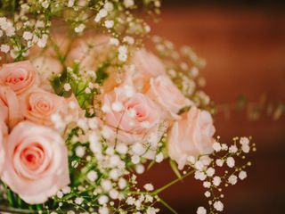 La boda de Begoña y Rafa 1