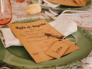 La boda de Begoña y Rafa 2
