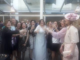 La boda de Cristina y Juan Francisco 1