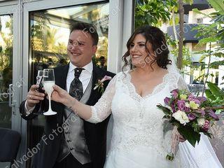 La boda de Cristina y Juan Francisco