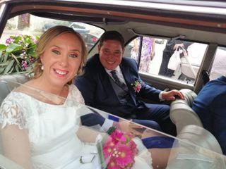 La boda de Cris y Raúl  1