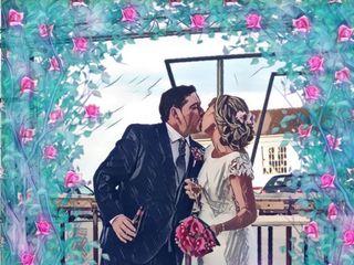 La boda de Cris y Raúl  2