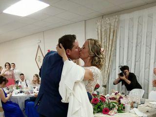 La boda de Cris y Raúl